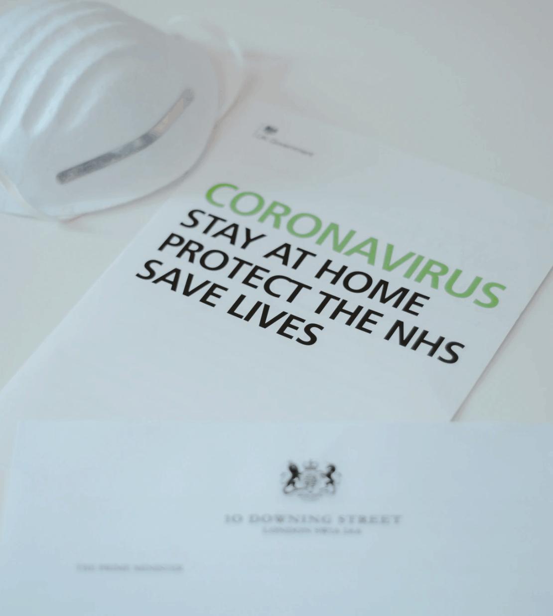 Coronavirus pamphlet