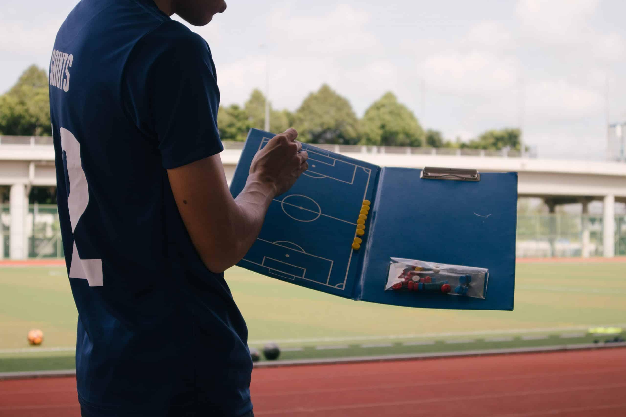 Coaching playbook
