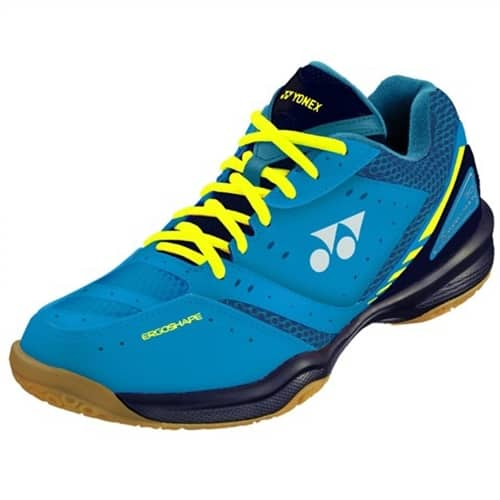 Yonex blue badminton shoes